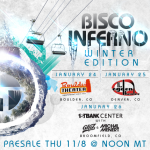 Bisco Inferno makes a comeback!