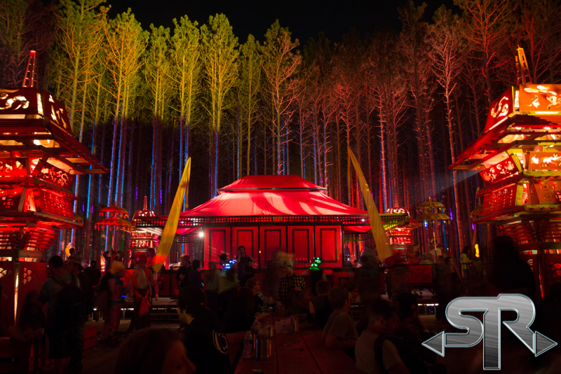 "Best quote, from the festival came from here ""Do they sell Chinese food in here?"" (Electric Forest)"