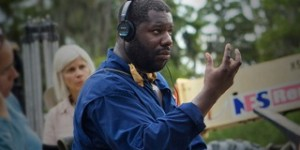 12 Years a Slave-- McQueen Directing