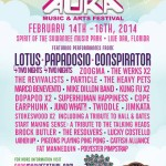 AURA Music & Arts Festival Updated Lineup & New VIP Program