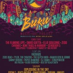 Buku Music & Art Project in New Orleans Announces Initial Lineup