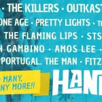 The Hangout Lineup Announced