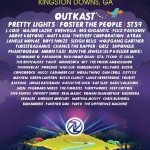 Counterpoint Music Festival Lineup Announcement