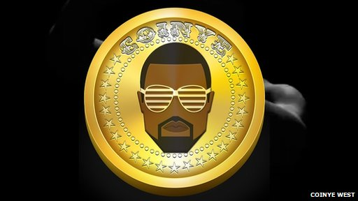 Kanye West-inspired currency - Coinye West