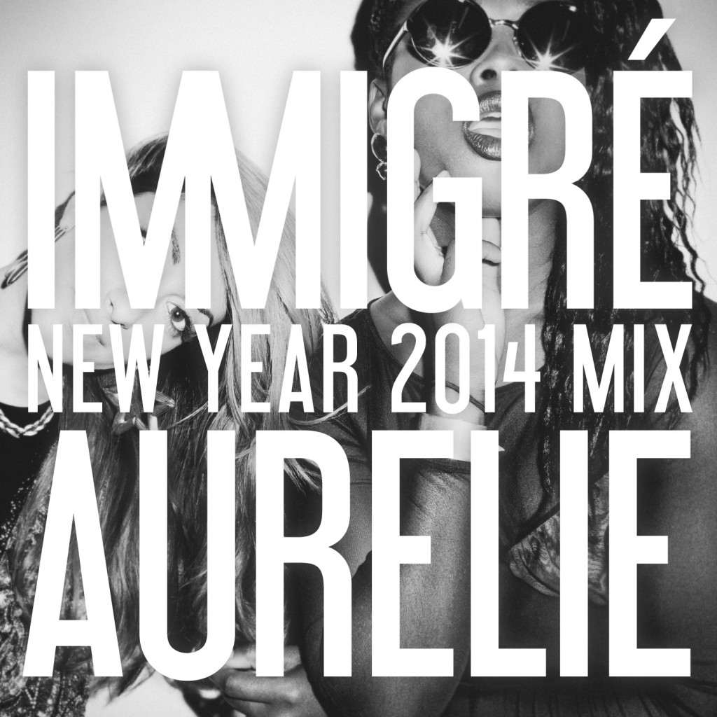 Immigré New Year 2014 Mix Tap Aurelie