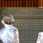 Daft Punk Sat Next To Themselves at the Grammys