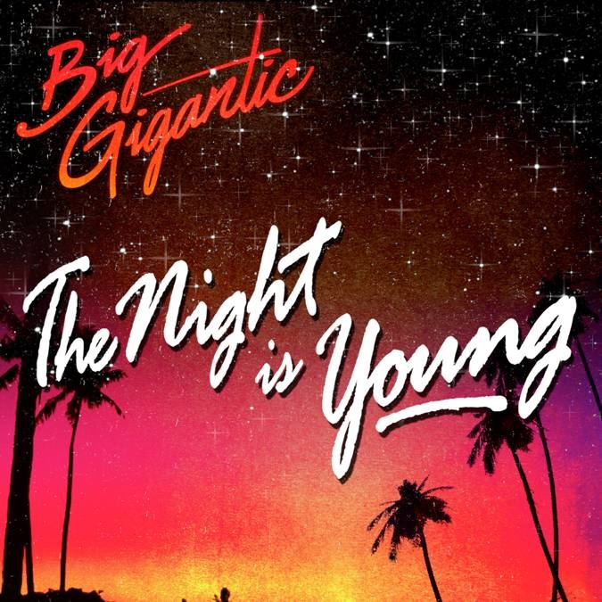 Big Gigantic The Night Is Young Album Art