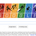 Google's Olympic Doodle Illustrates Russian LGBT Rights Controversy