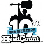 HeadCount Celebrates Ten Years of Inspiring Political Participation & Action