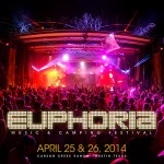 Euphoria Music Festival Preview