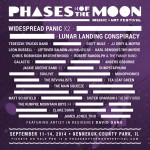 Phases of the Moon Music Festival 2014