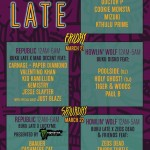 Buku Music And Arts Festival Late Night Shows