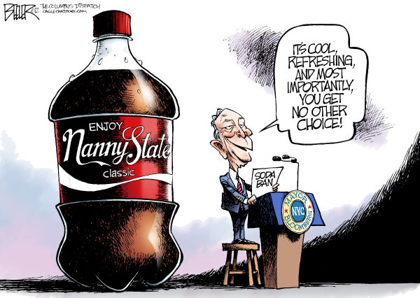 New York health board approves ban on large sodas