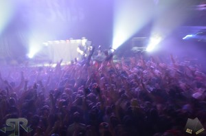 1/2 of Dirty Phonics Crowd Sur