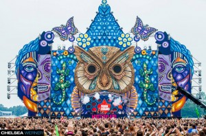 Fedde Le Grand - Mysteryland 2013 by Chelsea Werner
