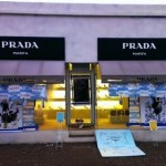 Art Installation, Prada Marfa, Faces its Largest Act of Vandalism