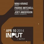 Nina Kraviz Graces INPUT at Output April 10th