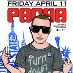 Get Ready To Turn Up With DJ Snake At Pacha!
