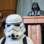 Darth Vader Denied Bid For Ukrainian Presidency