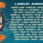 The Hudson Project Announces Initial Line Up!