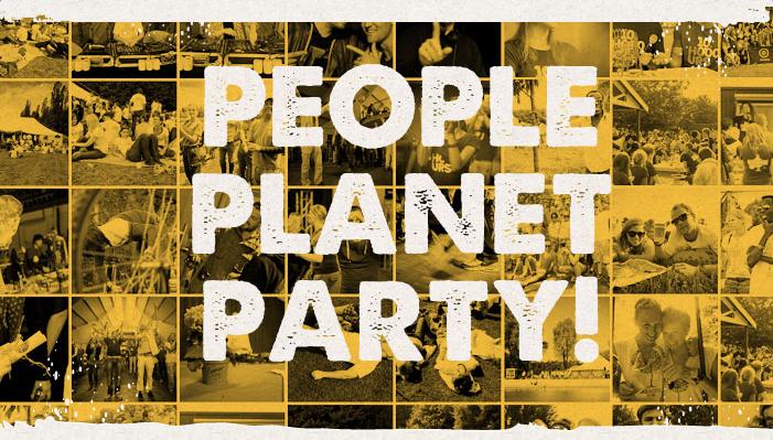 people planet party