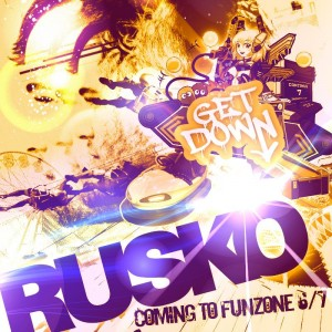 rusko at fun zone