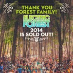 Electric Forest is Sold Out and Umphrey's McGee will play a Double Set!