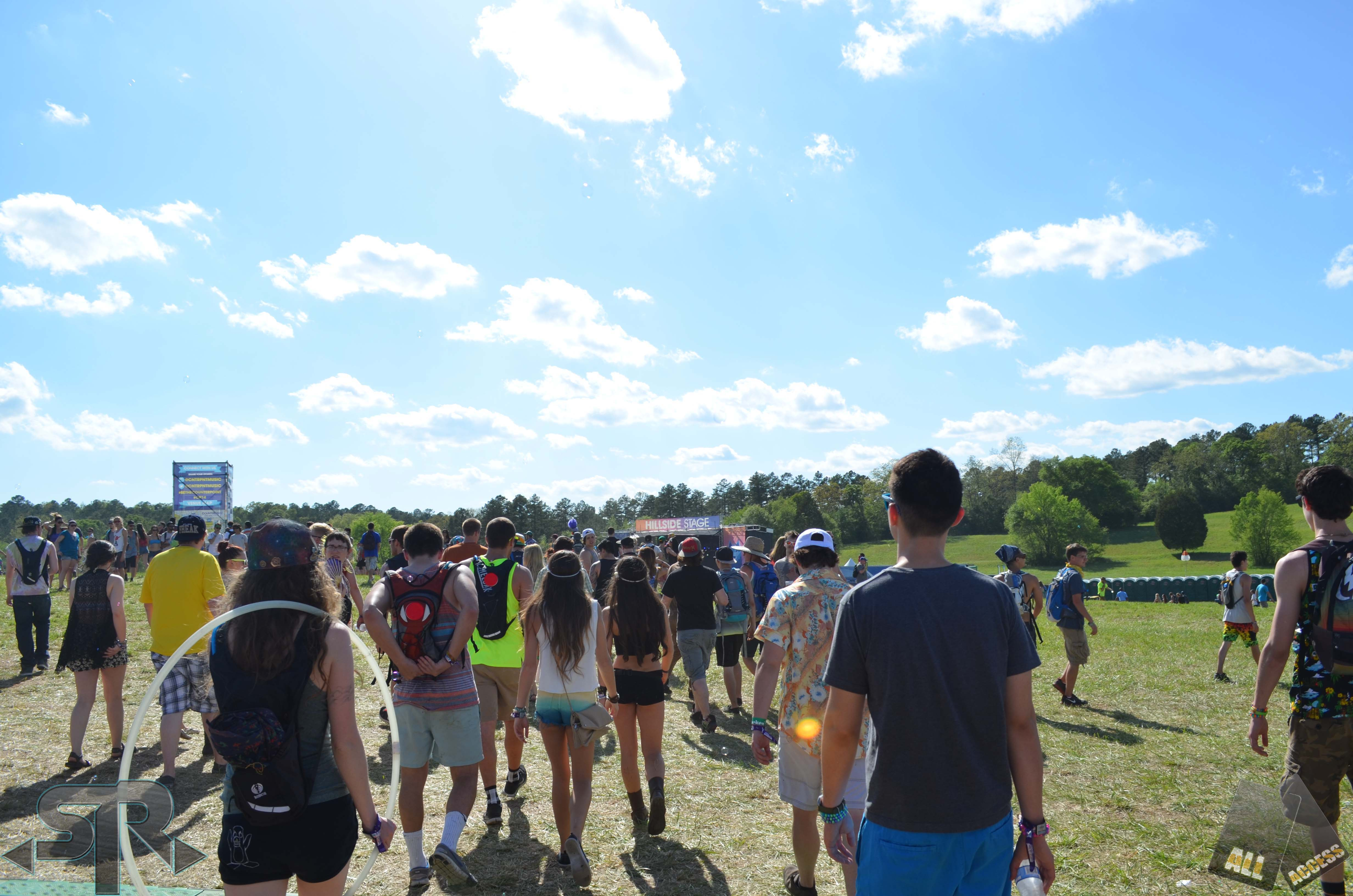 event review counterpoint music festival bright lights and good this year counterpoint moved to its new home at kingston downs in rome where the atlanta steeplechase is held annually