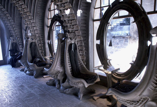Postcards from Hell: Remembering H.R. Giger