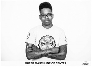 Queer Masculine of Center
