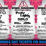 Spring Awakening 3-Day Passes Going Fast As Single Days Announced