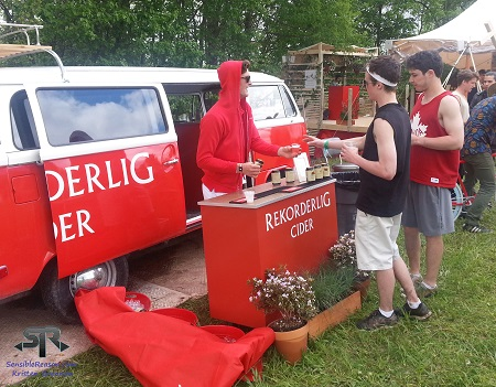 Rekorderlig Free Drinks Mysteryland