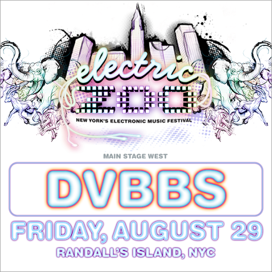 DVBBS at Ezoo