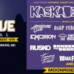 Moonrise Festival Announces A Hefty Phase 1 of Artists!