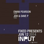 Ewan Pearson Brings UK Style House Music to America via Output – June 12