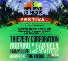 Believe In Music Festival