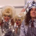 "Weird Al Yankovic's #WeekOfWeird Day 3: ""Foil"""