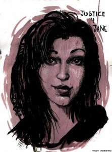 Jane Doe by Molly Crabapple