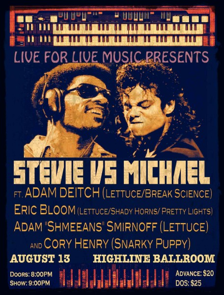 stevie vs michael