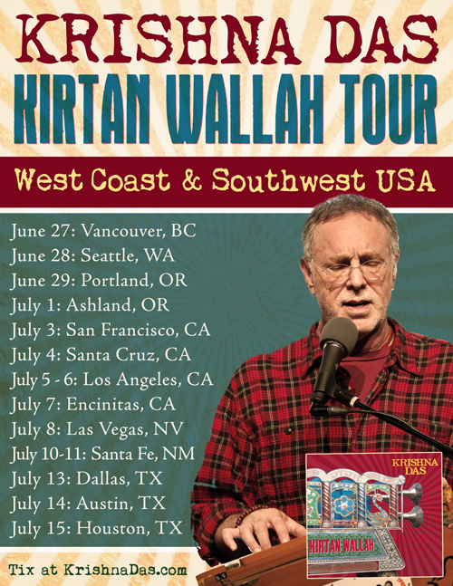 KD southwest tour