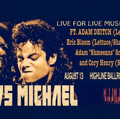 Live For Live Music Stevie v Michael