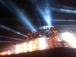 Destroid at the Hilltop Arena
