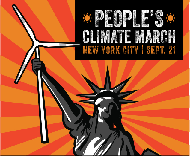 The People's Climate March