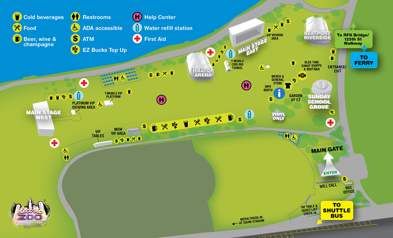 ezoo site map