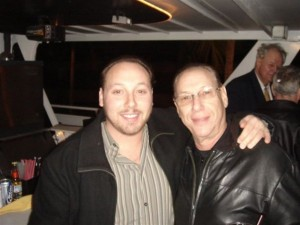 Steven Sotloff and his dad