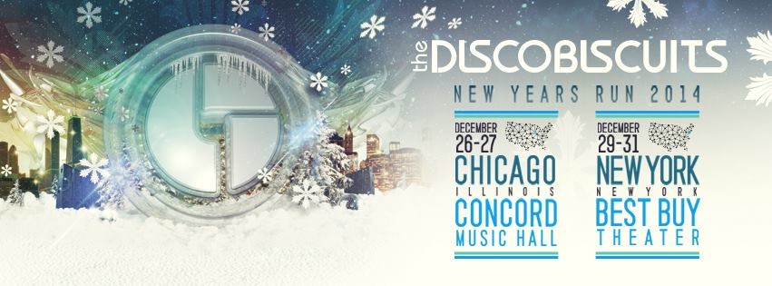 The Disco Biscuits NYE 2014