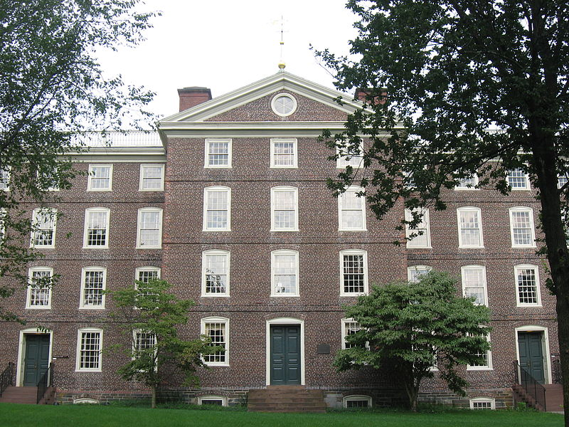 Brown University, a surprising EDM hotspot.