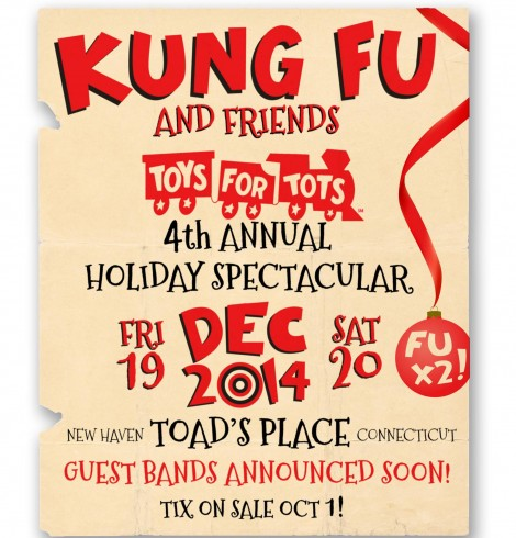 Kung Fu Toys For Tots