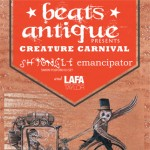 Beats Antique Presents The Creature Carnival with Shpongle & Emancipator!