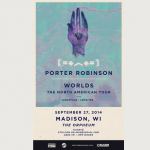 Porter Robinson Taking Worlds By Storm